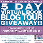 Book Marketing Services Giveaway blog