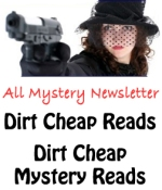 Newsletter and books for mystery / thriller writers