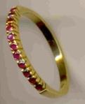 ruby ring 74321
