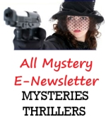 Newsletter for mystery / thriller writers