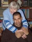 Ken & grandmother
