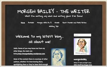 Morgen Bailey Writer blog small