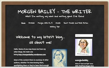 Morgen Bailey Writer blog small