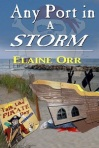 ANY PORT IN A STORM paperback  2 smaller