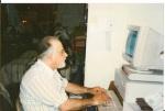 Sal at Computer.1998
