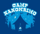 Camp Nanowrimo 2009 Sticker_final