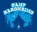 Camp Nanowrimo 2009 Sticker_final