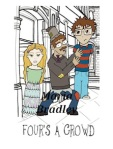 FOUR'S A CROWD book cover