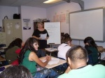 Ann teaching