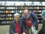 Leon (right) & Raymond E Feist