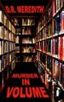 Murder in volume cover