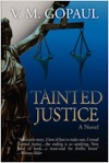 Tainted Justice Cover Image for V. M