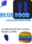Blue Food Layered Cover