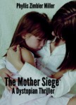 Mother calms the sad daughter