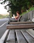 294 bench woman 82778