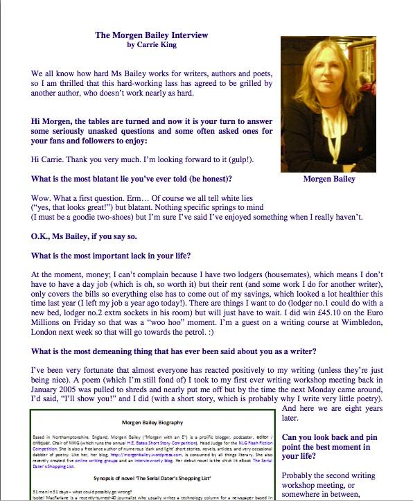 CK MB interview Sept 2013