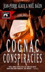 Cognac Conspiracies cover