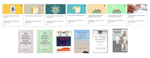 courses & book covers