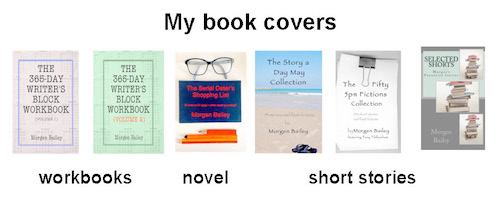 my book covers small