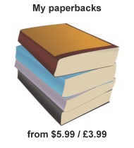 My paperbacks small