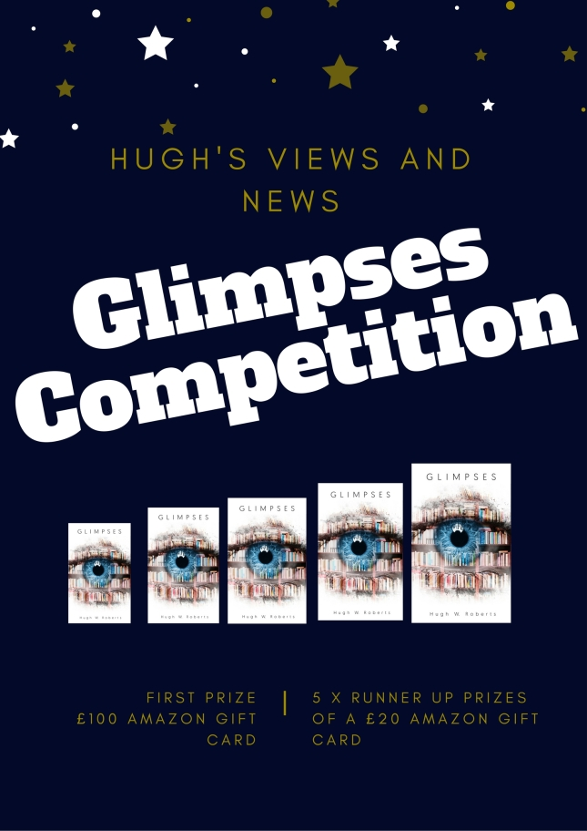 Hugh's Views And News Glimpses competition