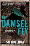 The Damselfly by S.J.I. Holliday #BookReview #TBConFB