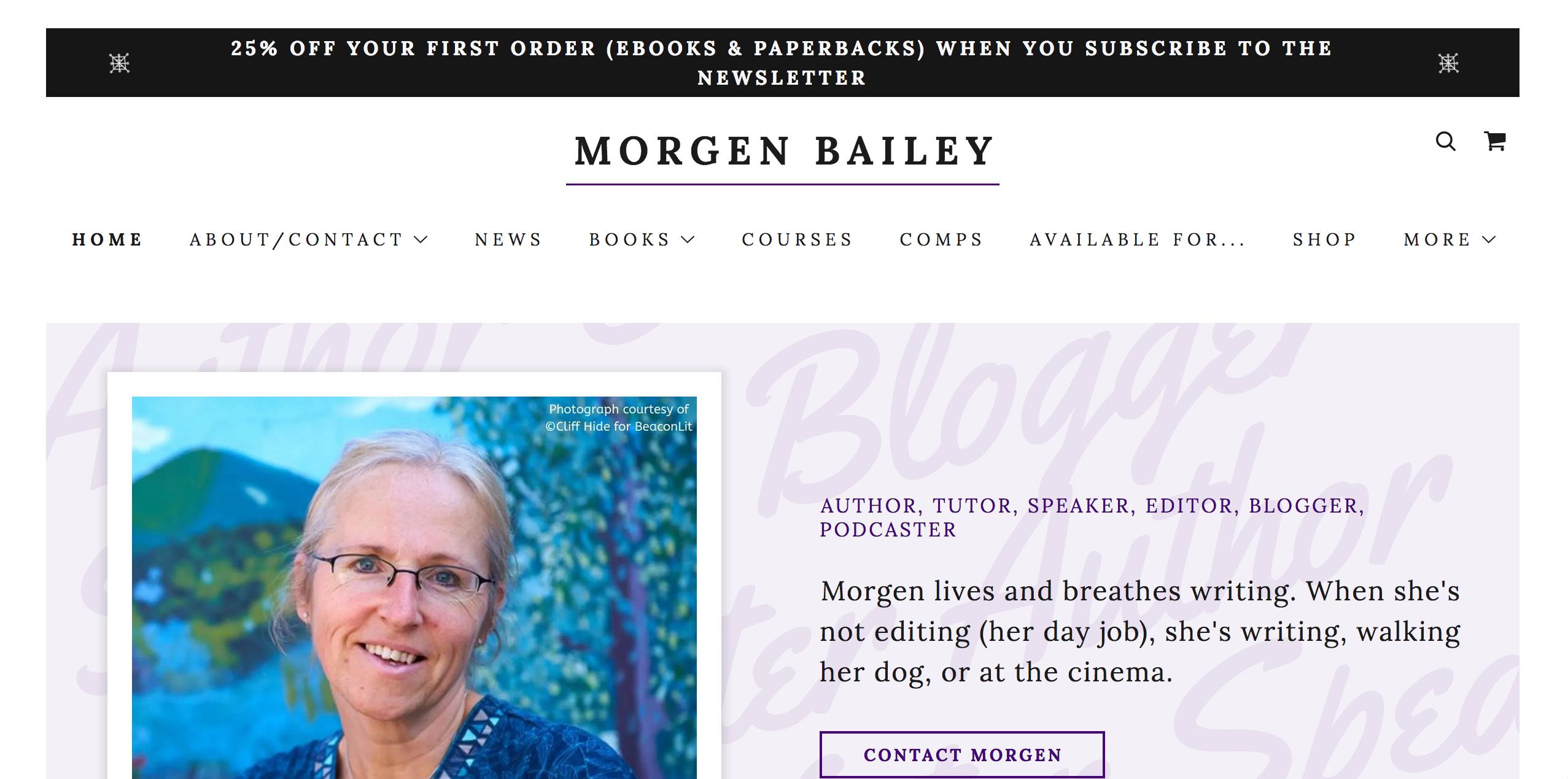 www.morgenbailey.com