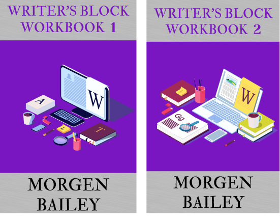 Writer's Block Worksbooks 1 & 2